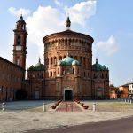 La Basilica si Santa Maria veduta esterna